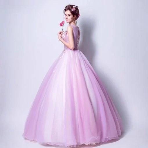Quinceanera Dress Light Purple Ball Gown - Cheap Prom Dress,Evening ...