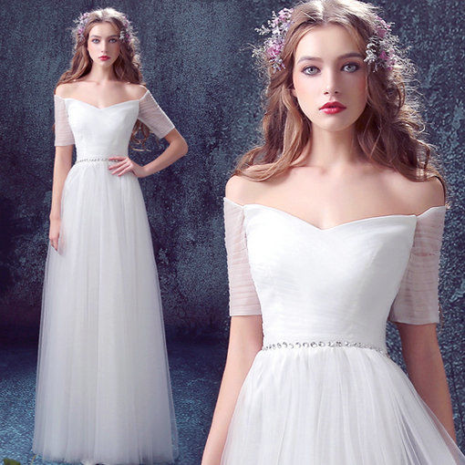 Simple Wedding Dresses 168 04