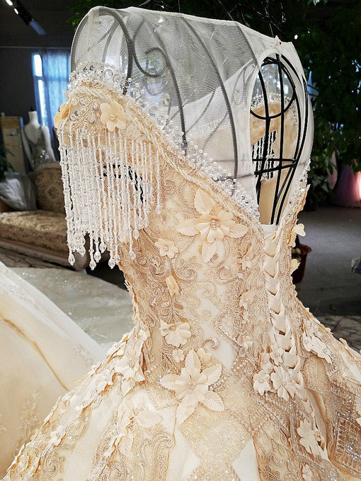 Haute Couture Ball Gown Evening Gown Bridal Dress Shopping Online