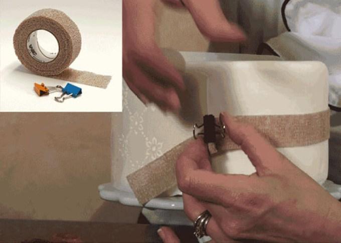 Designer Stencils Cake Wrap Kit Giveaway