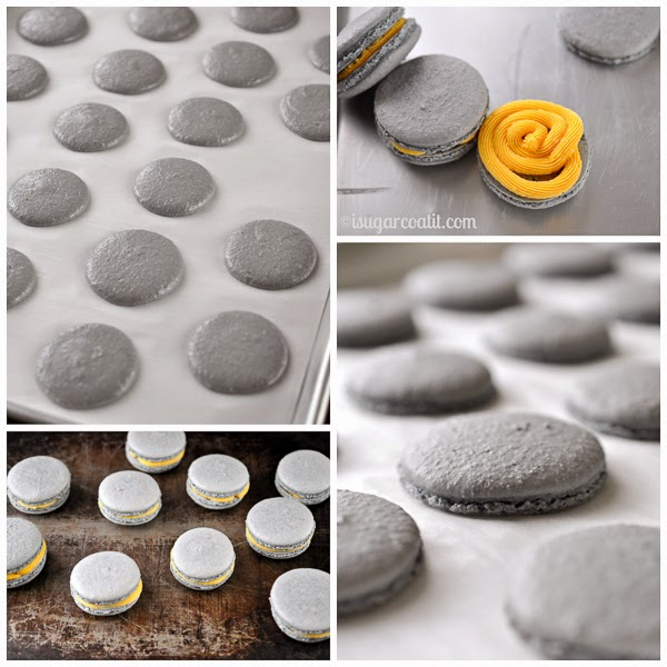 ive recently begun to experiment with powdered fruits as a natural colorant for my macaron shells and fillings - Colorant Macaron