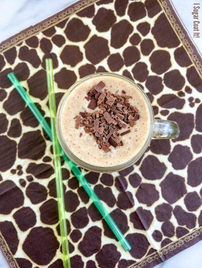 Cashew Milk Espresso Smoothie
