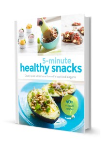 5-Minute Healthy Snacks