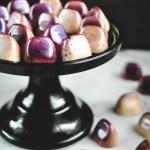 Cassis Blackcurrant Chocolate - I Sugar Coat It.