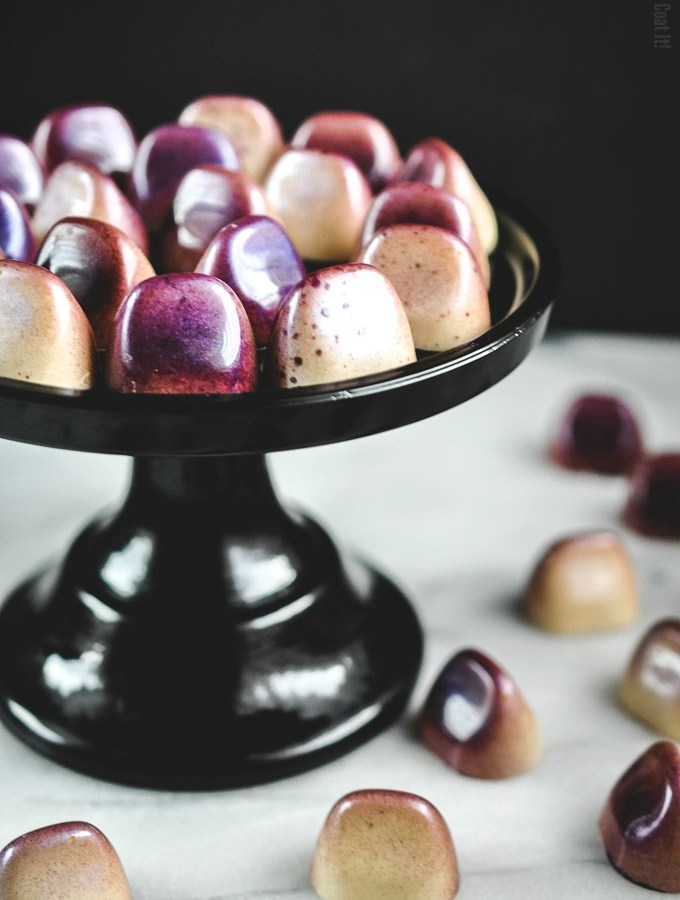 Cassis Blackcurrant Chocolate