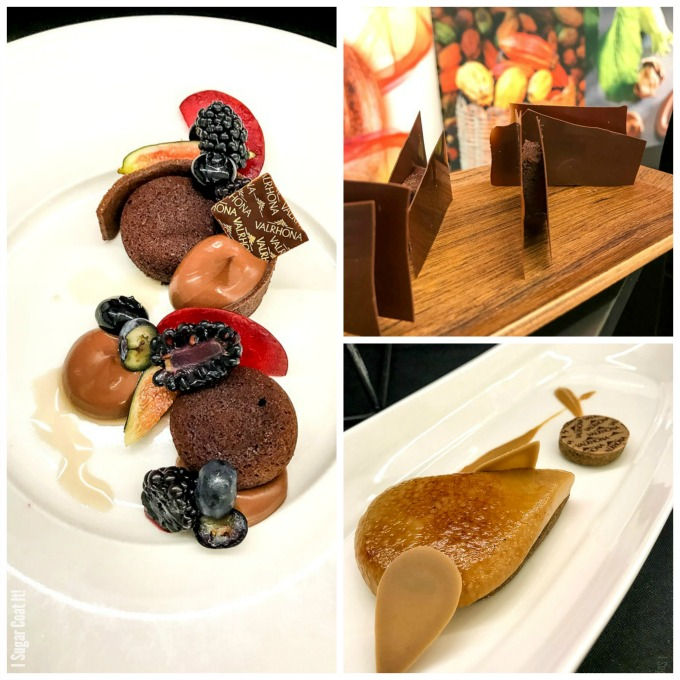 Snippets from my day at a Valrhona Chocolate Workshop, where I got to taste and create with l'Ecole Valrhona Pastry Chef, Sarah Tibbetts!