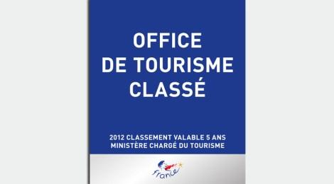 Classement Office de Tourisme