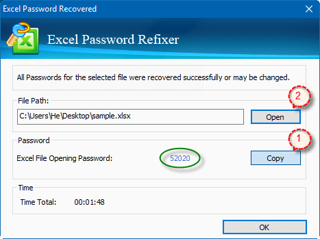 How to Unlock Protected Excel File/Sheet/Workbook without Password