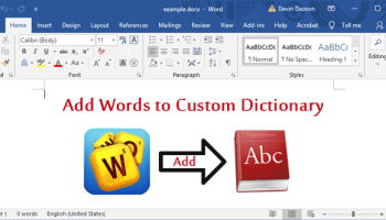 How to Change Author Name in Word 2016 Document | iSumsoft