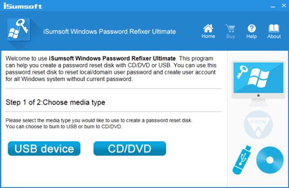pcunlocker windows 10 free