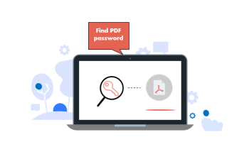 lost my pdf password