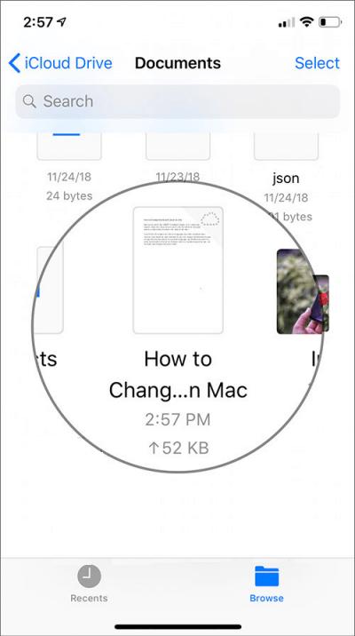 Abrir archivo PDF sin contraseña