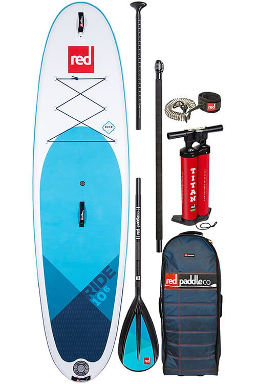 red paddle co ride 10'6 2020