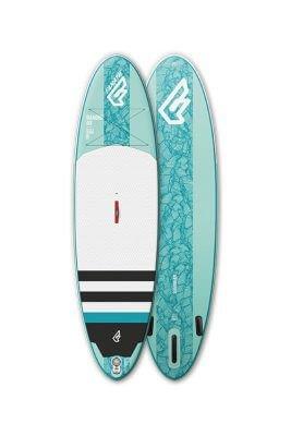 "fanatic diamond air 9'8"" inflatable supboard"