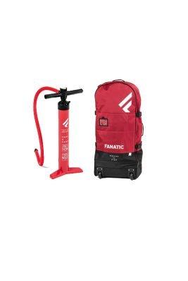 fanatic power pump hp 2 and premium backpack