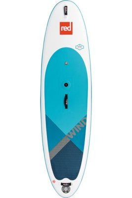 red paddle 10'7 windsup msl supboard