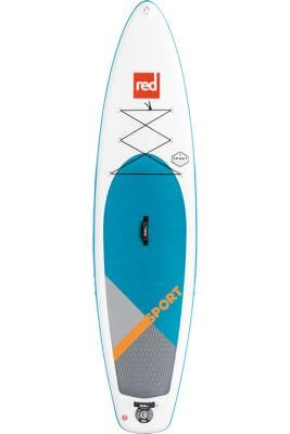 "red paddle 11'3"" touring sport msl inflatable supboard"