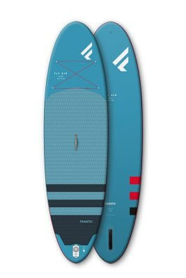 """fanatic fly air pure 9'8"""" inflatable supboard"""