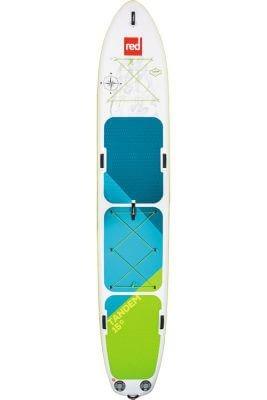 """red paddle 15'0"""" voyager tandem msl supboard"""