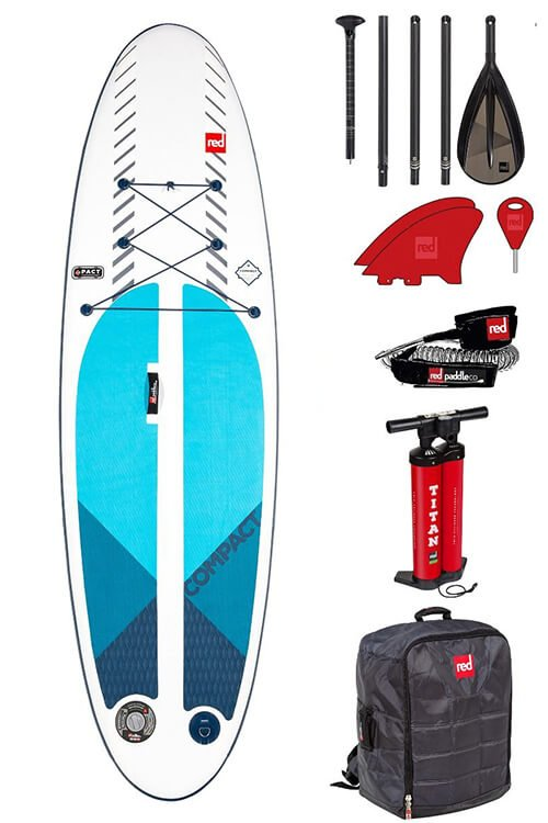 red paddle co compact 9'6 2020