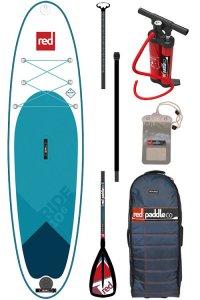 red paddle starterspakket