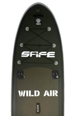 """safe wild air 11'6"""" supboard hengel"""