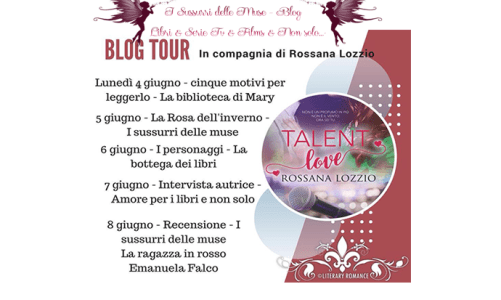 Talent Love di Rossana Lozzio