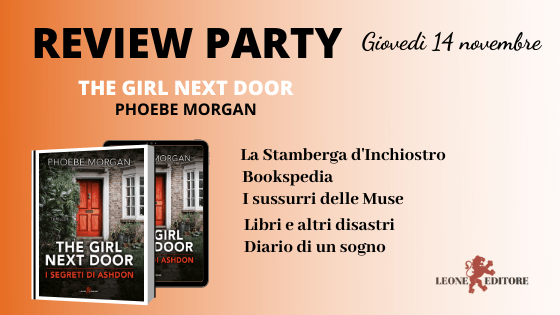 The girl next door – I segreti di Ashdon di Phoebe Morgan