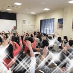 尊敬している朝川先生の講座が!函館で!