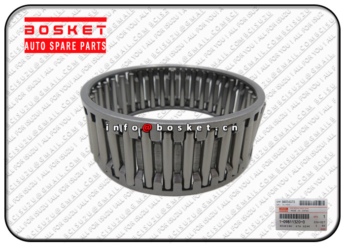 1098113200 1-09811320-0 4th Isuzu Replacement Parts Gear