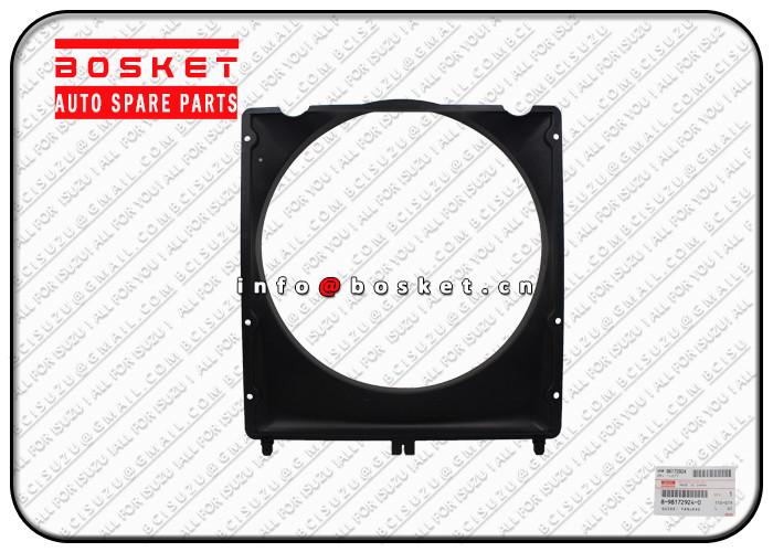 Durable Isuzu Engine Parts 8981729240 8-98172924-0 NPR Rad