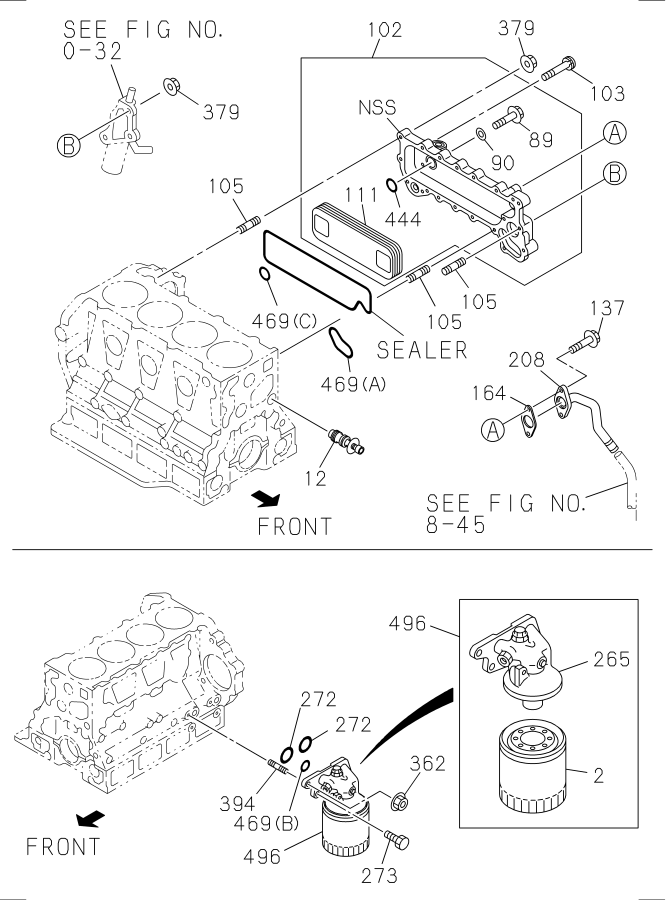 2004 Isuzu Engine Diagram. 2004 isuzu npr fuse diagram