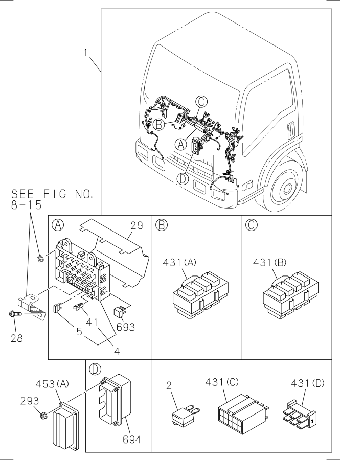 [DIAGRAM] 2000 Isuzu Truck Wiring Diagrams Heater FULL