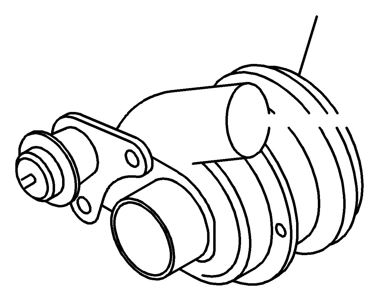 Isuzu Npr Hd Turbocharger As Engine