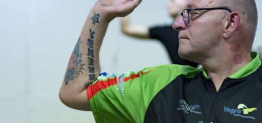 ISV Kameleon, Arie van der Rassel, Paradarts, opening Arie's Dartclub