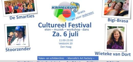 ISV Kameleon Multi Cultureel Festival