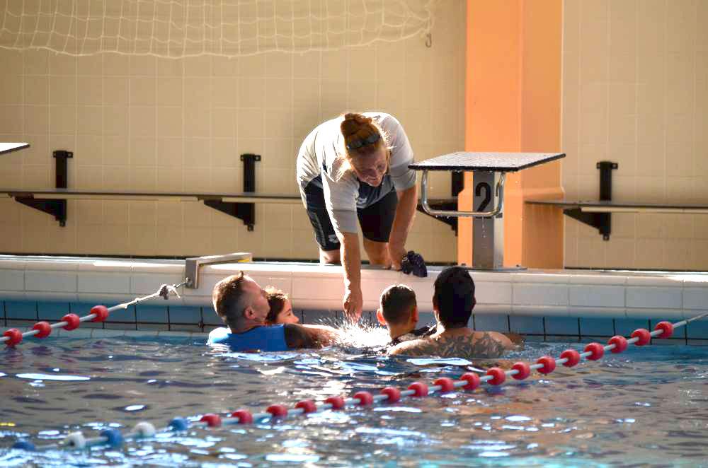 ISV Kameleon ABC zwemmen