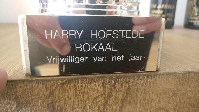 ISV Kameleon Harry Hofstedebokaal