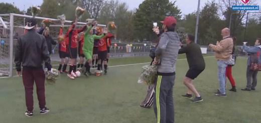 Erasmus/Kameleon G1 kampioen 2018-2019