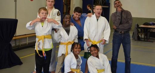 Judo open dag