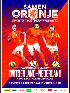 Vrouwen voetbal