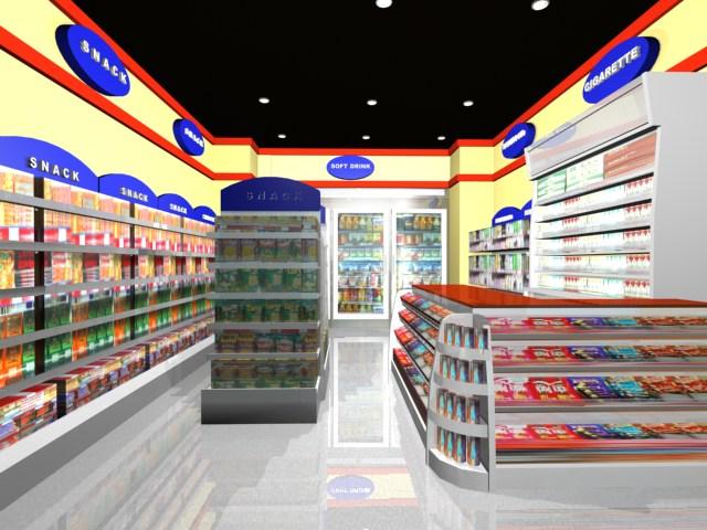 JASA MENDIRIKAN MINIMARKET Mendirikan Toko Retail Modern