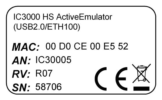 iC5500 On-chip Analyzer
