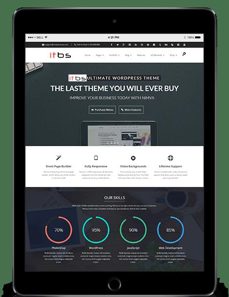 Moderne Websites sollten das können. Responsive Darstellung auf allen Endgeräten.