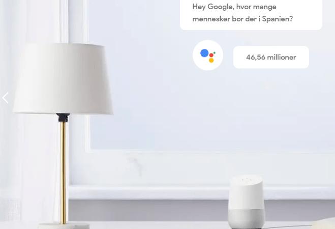 6 ting du kan bruge med Google Home