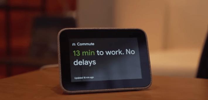 Lenovo Smart Clock – Billig Smarthøjtaler til dit natbord