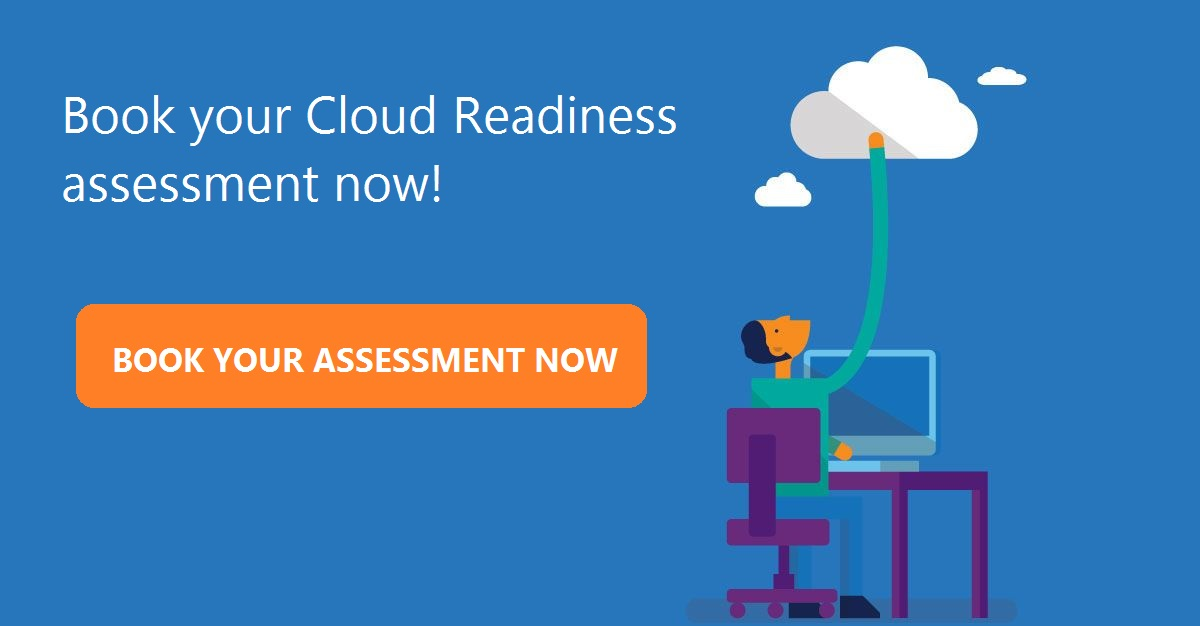 cloud readiness cloud-readiness-assessment - IT Champion