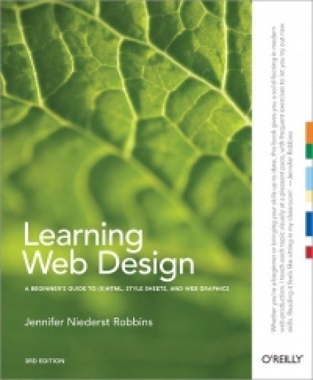 Learning Web Design ebook
