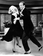 Fred Astaire mit Ginger Rogers
