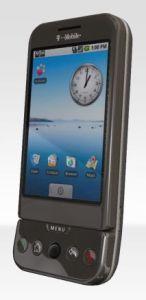 Per 360-Grad-Ansicht kann man einen ersten Blick auf das T-Mobile G1 werfen